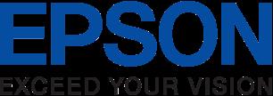 Blue Epson logo
