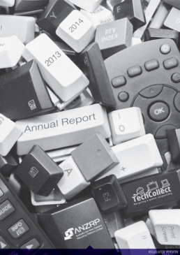 ANZRP annual report 2013 2014 Techcollect