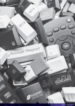 ANZRP annual report 2013 2014 Techcollect