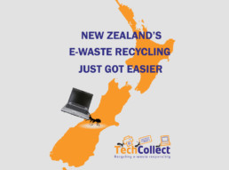 New Zealand's E-waste Recycling Just Got Easier